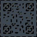 bar code, ecommerce, tag icon