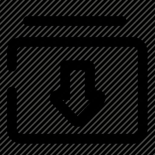 data, document, download, file, folder icon