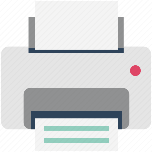 copy machine, facsimile, facsimile machine, fax machine, inkjet printer, photocopier, printer icon