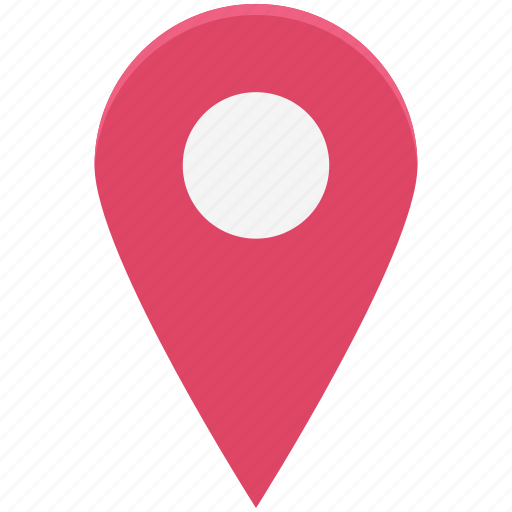 gps, location marker, location pin, location pointer, map locator, map pin, navigation icon