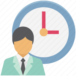 clock setting, cog, schedule, time management, time organizer, time setting icon