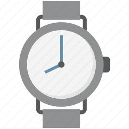 accessory, fashion, hand watch, timepiece, timer, watch, wristwatch icon