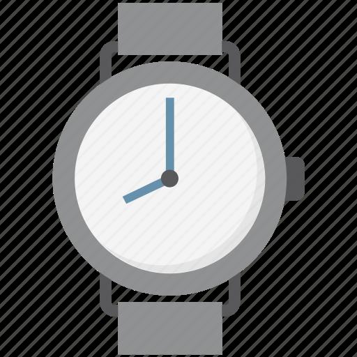 Accessory, fashion, hand watch, timepiece, timer, watch, wristwatch icon - Download on Iconfinder