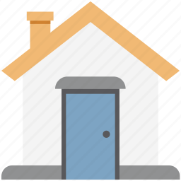 building, cottage, home, house, hut, real estate, villa icon