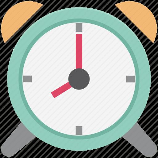 alarm clock, clock, timekeeper, timepiece, timer, watch icon