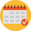 calendar, date, planning, schedule, time
