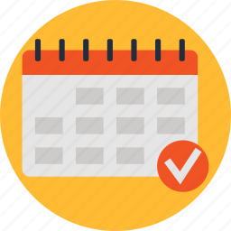 calendar, date, planning, schedule, time icon