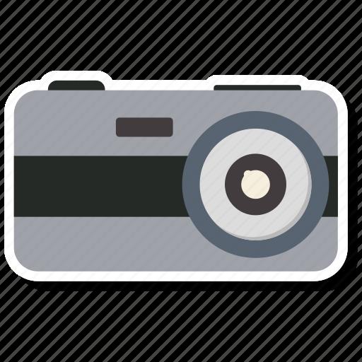 Camera, digital, dslr icon - Download on Iconfinder