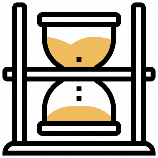 clock, countdown, hourglass, time, timer icon