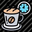 break, cafe, coffee, refreshment, snack icon