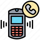 call, communication, contact, dial, telephone icon