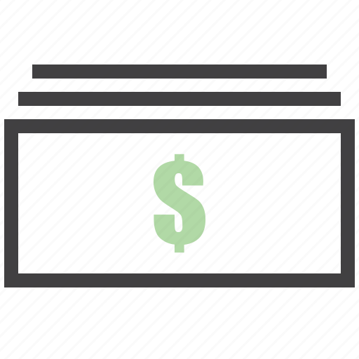 business, cash, currency, ecommerce, finance, money, payment icon