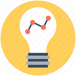 bulb, creativity, invention, light bulb, solution icon