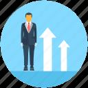 advancement, career, job promotion, progress, promotion
