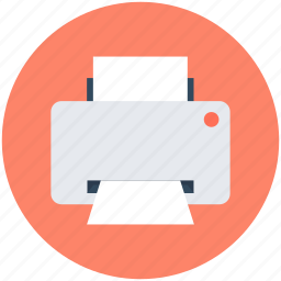 copy machine, facsimile, facsimile machine, fax machine, printer icon