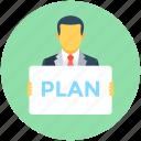action plan, idea, plan, planning, scheme