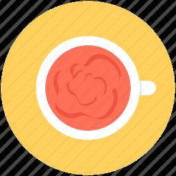 coffee, hot beverage, hot drink, mug, tea cup icon