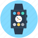 hand watch, smart watch, timer, watch, wrist watch icon