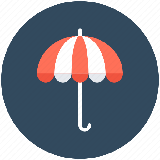 canopy, parasol, sun protection, sunshade, umbrella icon
