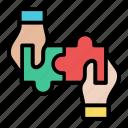 business, teamwork, partnership, cooperation