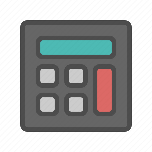 calculate, calculator, dollar, money, number icon