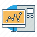 business plan, cost plan, dashboard, development plan, statistics icon