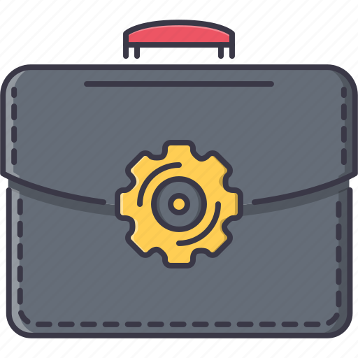 business, case, job, optimization, portfolio, setting, work icon