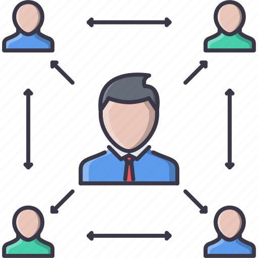business, job, management, manager, office, structure, work icon
