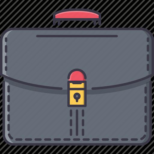 business, case, employee, job, portfolio, work icon