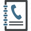 call contact, communication, contact, contact list, phone icon