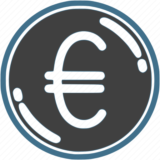 Coin, currency, euro, exchange, finance, money icon - Download on Iconfinder