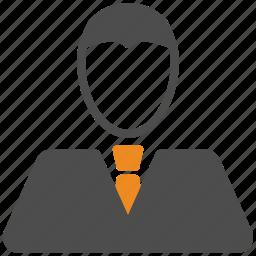 business, businessman, corporation icon