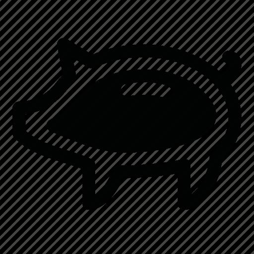 coins, economy, finance, money, piggy bank, pork, saving icon