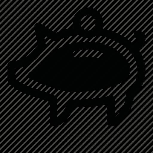 bank, coin, economy, finance, money, piggy, saving icon