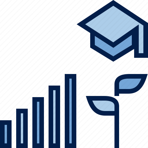 business, career, diagram, finance, growth, schedule, statistics icon