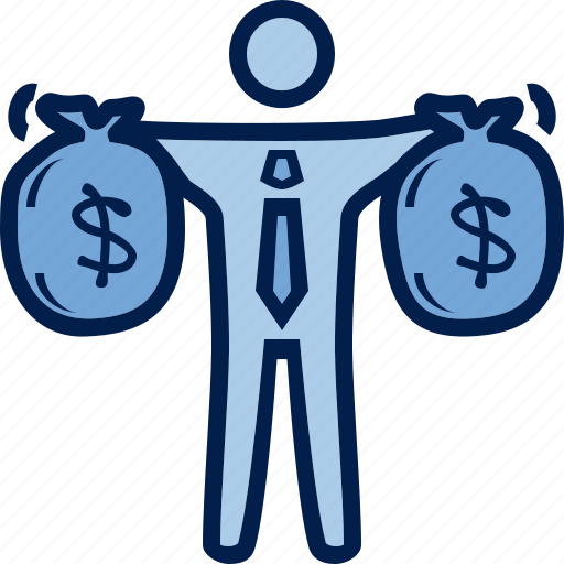 accumulation, business, capital, finance, money, stability, tax icon