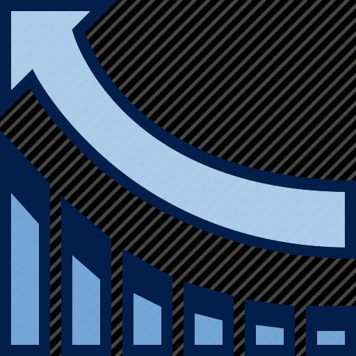 business, chart, diagram, finance, profit, schedule, statistics icon