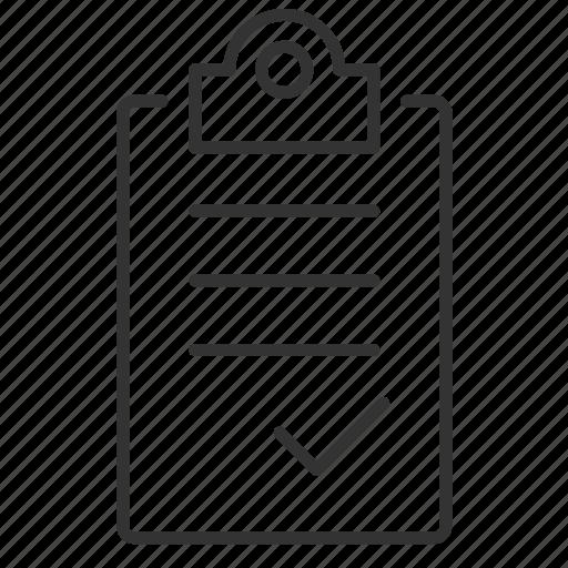 business, distribution, document, logistics icon