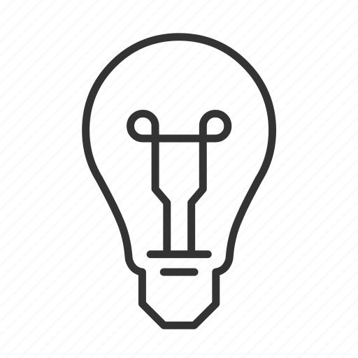 Bulb, business, idea, lamp icon - Download on Iconfinder