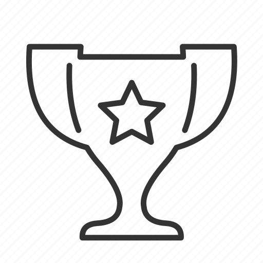 Cup, prize, success, trophy icon - Download on Iconfinder