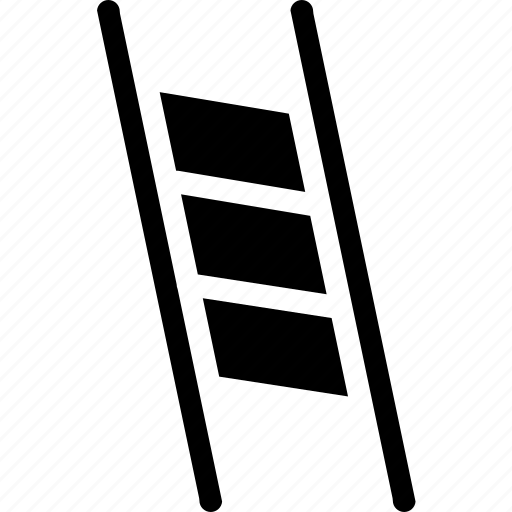 business, ladder, metaphor, product icon