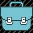 bag, briefcase, business, finance, office, portfolio, work icon