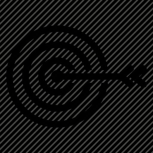 Goal, marketing, seo, target icon - Download on Iconfinder
