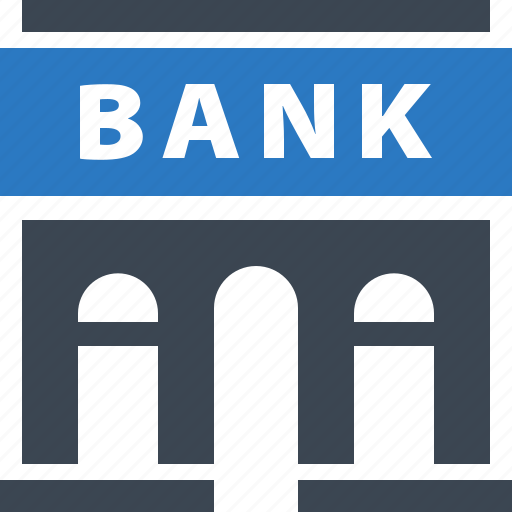 Finance Icon: Bank, Banking, Finance Icon