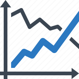 analytics, business report, chart, graph, statistics icon