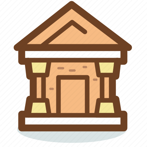 bank, banking, finance, financial, institution, investment icon