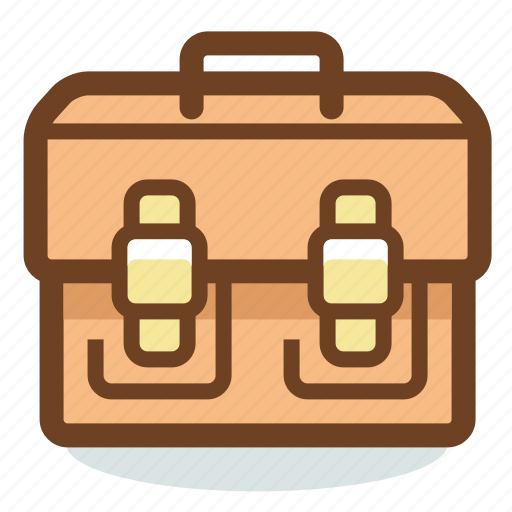 bag, briefcase, business, finance, portfolio, suitcase icon