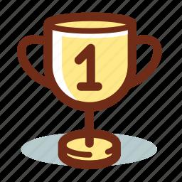 best, champion, cup, prize, sport, winner icon