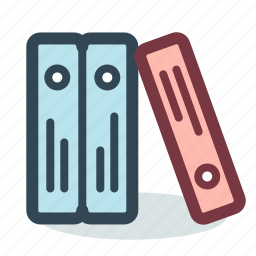 accounting, archive, data, document, documents, files, folders icon