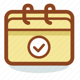 calendar, date, deadline, event, optimization, schedule, task icon